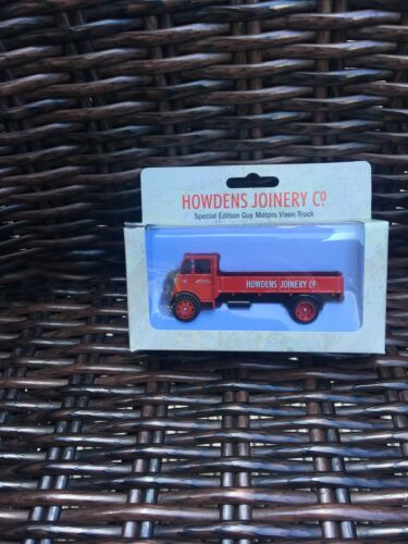 Corgi HORNBY HOBBIES  Howdens Joinery Co Special EditionGuy Motors Vixen TRUCK