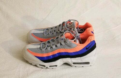 10 749766 035 Pure Platinum Nike Men/'s Air Max 95 Essential Running Shoes Size