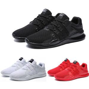 Herren Sportschuhe Atmungsaktiv Turnschuhe Leichtgewicht Sneaker Laufschuhe