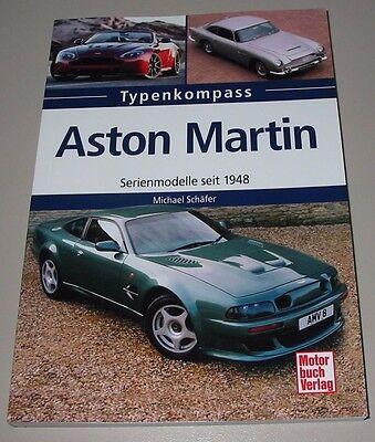 Typenkompass Typen Kompass Aston Martin Db4 Db5 Db6 Db7 V8 Vantage Volante Neu Ebay