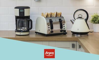 Refresh Your Kitchen with Argos