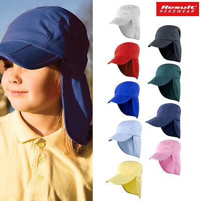 Entusiasta Result Headwear Junior Fold-up-morbo Del Legionario Cappello Rc076j-mostra Il Titolo Originale
