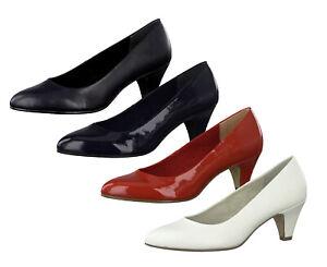 Details zu Tamaris Schuhe 1 22416 23 elegante Damen Pumps