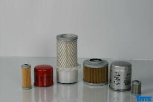 Filterset Yanmar B 22-2 A Filter