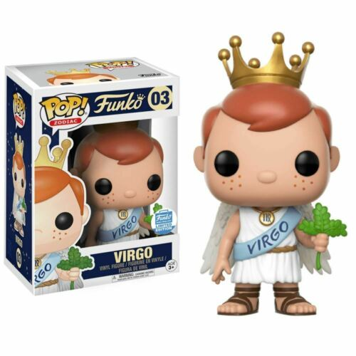 Funko Pop Zodiac 03 Funko Freddy 14656 Virgo