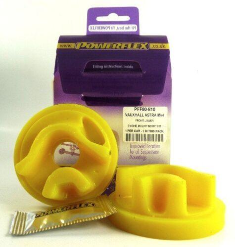 Powerflex Road für Opel Speedster  Motor Aufnahme vorne unten Kit