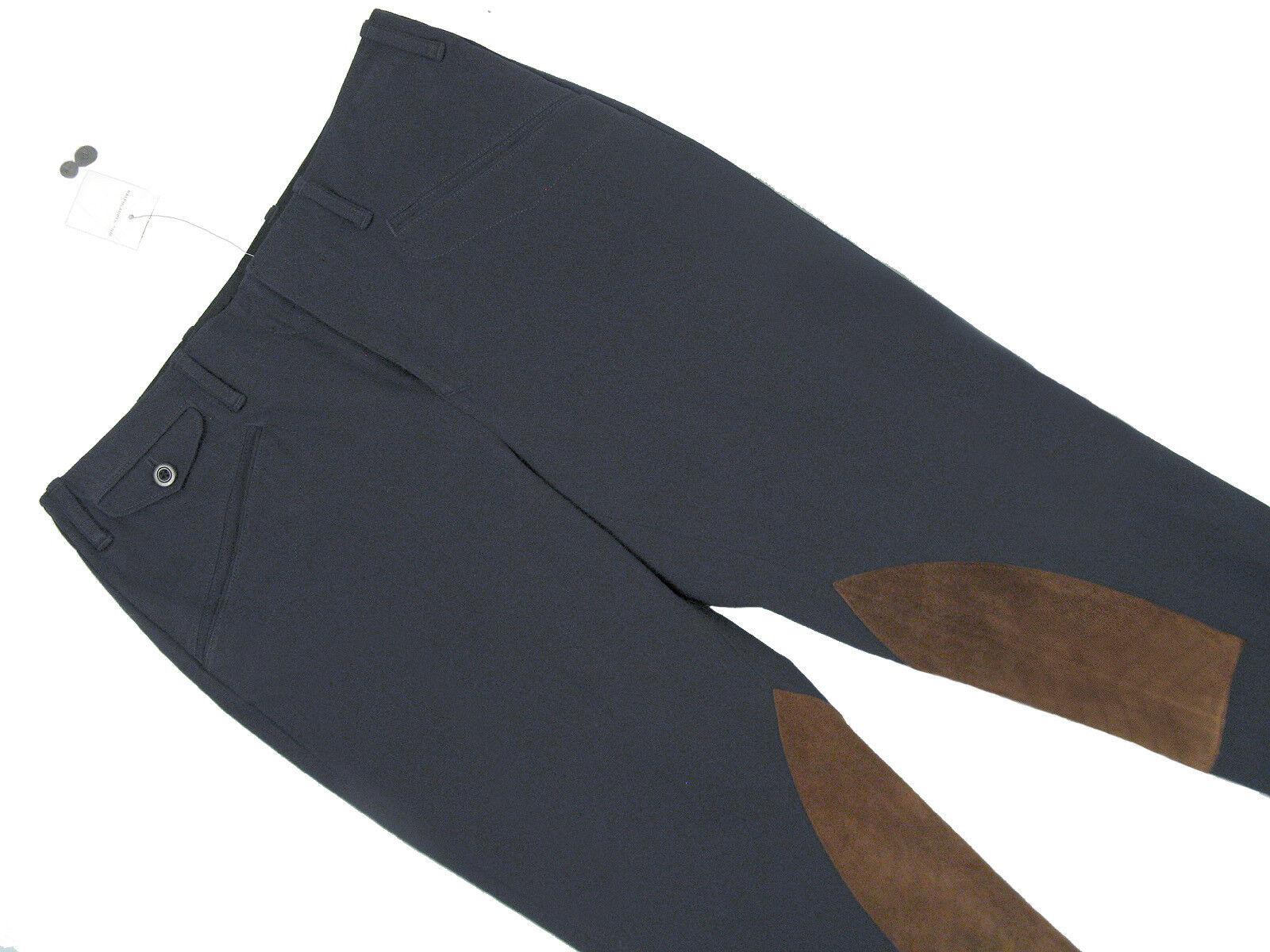 NEW  Polo Ralph Lauren damen Equestrian Style Pants (Jodhpurs)   Blau or Tan