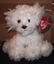 Ty Beanie Baby ~ LOLLIPUP the Bichon Frise Dog ~ MINT with MINT TAGS ~ RETIRED