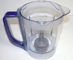 Ninja Kitchen System Pulse 40 Oz Food Processor Bowl Cup For Bl200