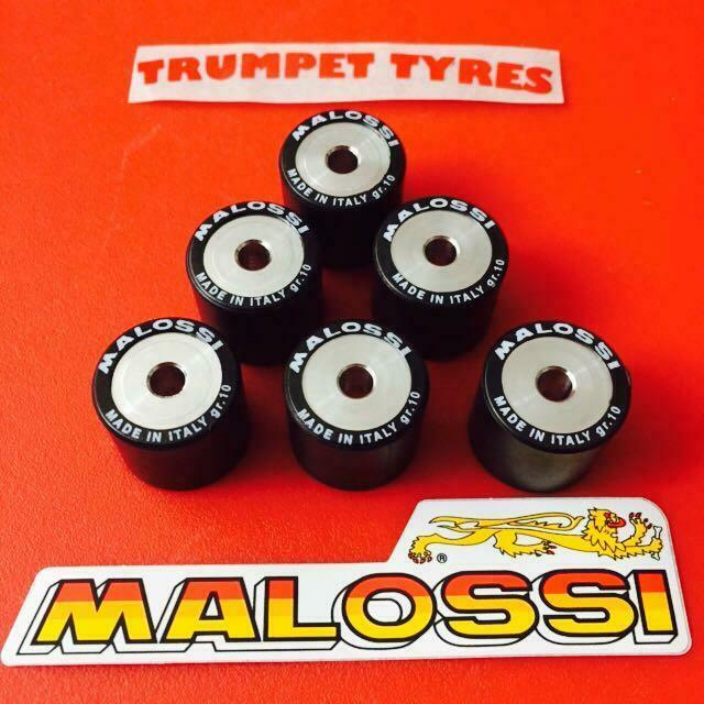 Piaggio Fly 125 13g Clutch Variator Rollers 19x17mm