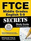 Ftce Middle Grades English 5-9 Secrets Study Guide: Ftce Test Review for the Florida Teacher Certification Examinations by Mometrix Media LLC (Paperback / softback, 2016)
