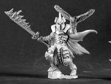 Wraith King Reaper Miniatures Dark Heaven Legends Undead Fighter Caster Melee