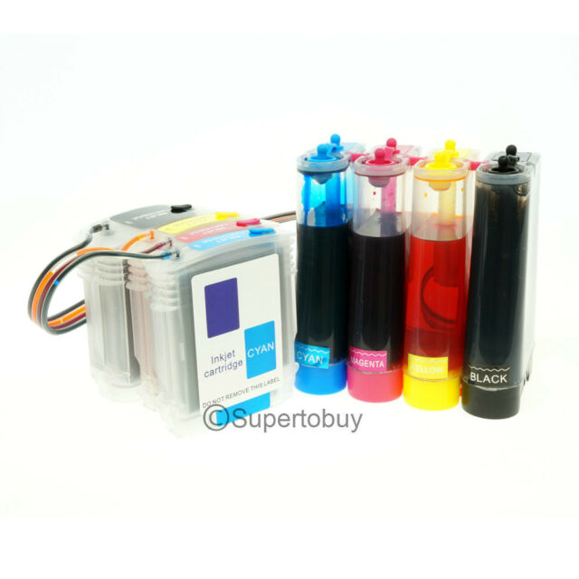 Non-OEM Continuous Ink Supply System for HP Officejet Pro 8000 8500 HP 940 CISS