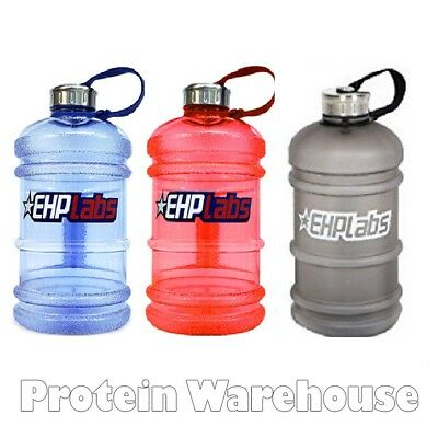 Ehp Labs 2.2 Litro Privo Di Bpa Big Grande Brocca Per Acqua Bottiglia Sport Palestra Di Formazione Drink- Ricco E Magnifico