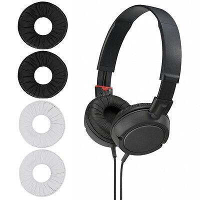 Ersatzohrpolster Ohrpolster Pads Für Sony MDR ZX100 ZX300 Kopfhörer Weiß