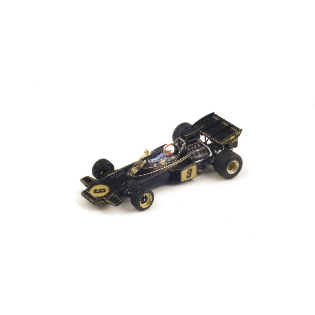SPARK Lotus 72D  9 GP Monaco 1972 Dave Walker S4283 1 43