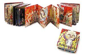 TAKASHI-MURAKAMI-The-500-Arhats-Miniature-Book-Kaikai-Kiki-Limited-JAPAN-F-S