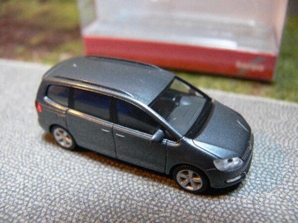 1/87 Herpa VW Sharan phanteongraumetallic 034463-002