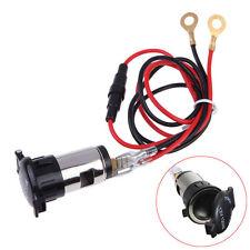 wiring 12v car socket library of wiring diagram u2022 rh jessascott co 12v cigarette lighter plug wiring 12v cigarette lighter socket wiring
