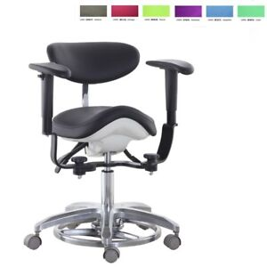 Microscope Dynamic Stool Saddle Stool Medical Seat Dentist