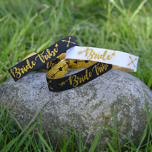 BRIDE-TRIBE-HEN-PARTY-WRISTBANDS-BRACELETS-Accessories-Party-Bag-Fillers