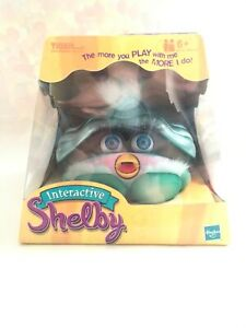Furby-Shelby-Hasbro-Very-Rare-Toy-Boxed-2001-Tiger-Electronics-Collectible