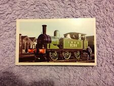 Players Doncella Golden Age Of Steam No. 9 1892 Ner 0-6-0T No. 8286 Train Card