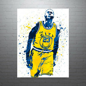 Draymond Green Golden State Warriors Poster FREE US SHIPPING