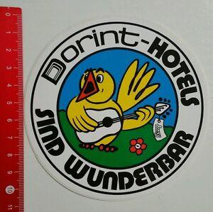 Aufkleber-Sticker-Dorint-Hotels-sind-wunderbar-220616145