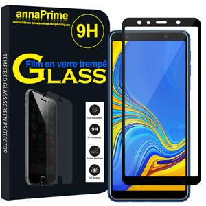 Vitre-Film-Verre-Trempe-Protecteur-d-039-ecran-Samsung-Galaxy-A7-2018-6-0-034-SM-A750
