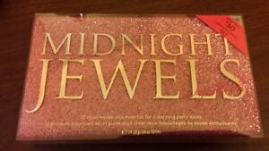 963c215c2fd3b Details about NIB Rare Midnight Jewels Victoria's Secret Eye Shadow Palette  10 shades