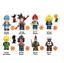 Details about  /8 Pcs MINIFIGURES lego MOC Dragon Ball Z Son Goku Vegeta Son Gohan Gogeta