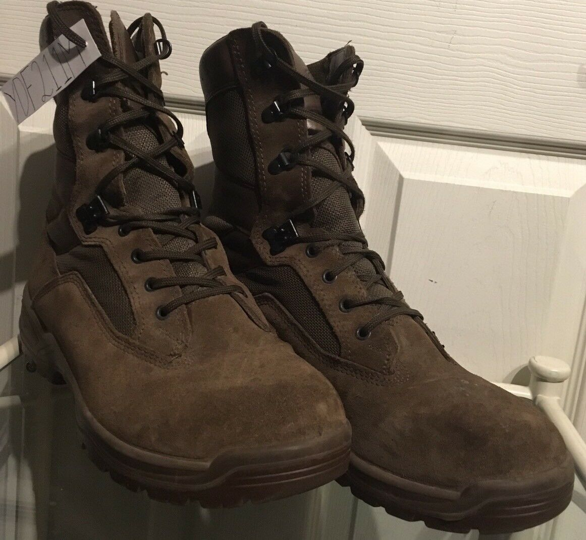 YDS Falcon Army Issue braun Suede MTP Male Combat Assault Stiefel 11M YDF211M