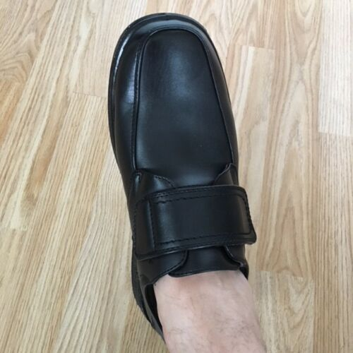 MENS SHOES ORTHOPAEDIC DIABETIC 3POINT SHOCK ABSORB COMFORT WIDE  LIGHT NEW SIZE