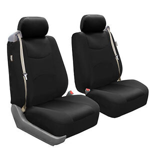 Brilliant Details About Car Seat Covers For Integrated Seat Belts Built In Seat Belt Black Auto Caraccident5 Cool Chair Designs And Ideas Caraccident5Info