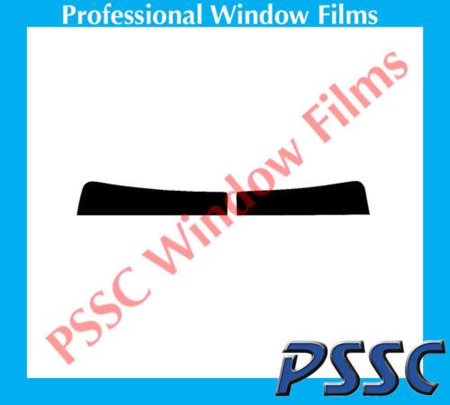 Toyota Avensis Estate 2009-2010 SunStrip 5/% Pre Cut Window Tint Film