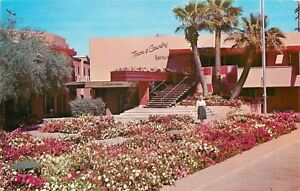 Palm springs camissileflower bedstown country restaurant1950s image is loading palm springs ca missile flower beds town amp mightylinksfo