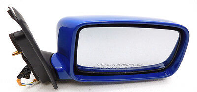 02-07 Lancer ES Power Non-Heat Manual Folding Rear View Mirror Left Driver Side