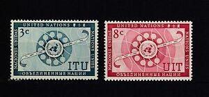 UNO-New-York-postfrisch-Jahrgang-1956