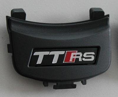 Audi Tt 8j Original Ttrs Lenkradclip Logo Clip Schriftzug Emblem Zeichen Lenkrad Aroma Fragante