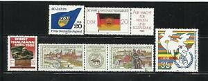 ALEMANIA-D-D-R-Ano-1986-Tema-TEMAS-VARIOS-TIPOS-DIVERSOS