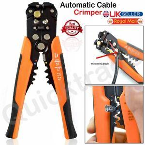 Cable-ajustable-automatica-Arrugador-Alicates-Que-Prensan-cortador-Stripper-Herramienta