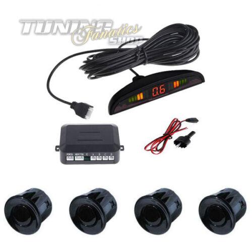display molti veicoli Premium Park assist 4x sensore segnalatore di retromarcia PDC incl