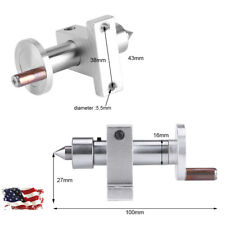 Woodworking Tool Miniature Lathe Parts Double Bearing Revolving