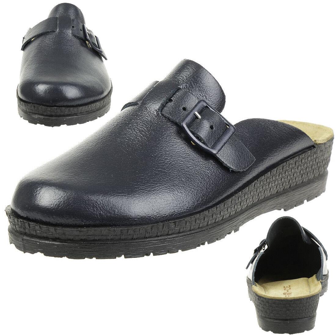 Rohde Neustadt Neustadt Neustadt D Zuecos Zapatillas de Estar por Casa de Mujer Zapatos 1447 Azul  encuentra tu favorito aquí