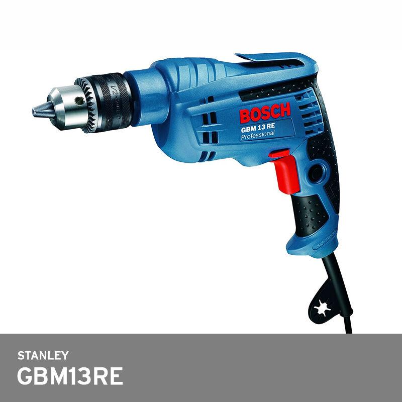 Bosch GBM13RE Professional Electric Code Rotary Drill AC 220V 600W 13mm Key 1.7K