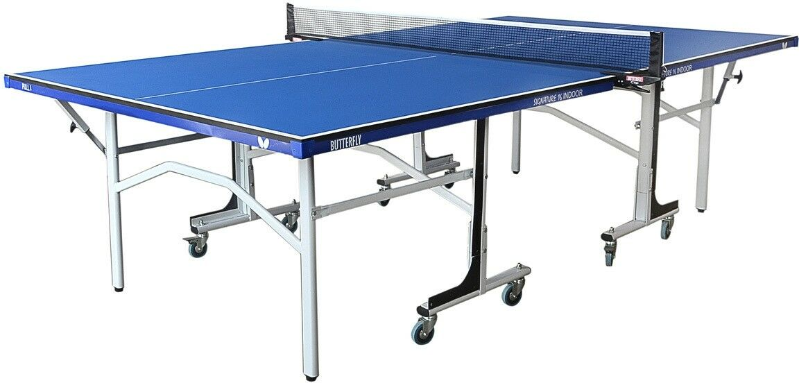 Signature 16 Indoor Table Tennis Table with 3 Bats and 2 Balls-82634