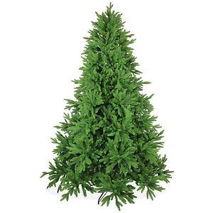 k nstlicher weihnachtsbaum 240cm deluxe nordmanntanne spritzguss tannenbaum pt15 ebay. Black Bedroom Furniture Sets. Home Design Ideas
