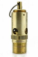 New 12 Npt 125 Psi Air Compressor Safety Relief Pressure Valve Tank Pop Off