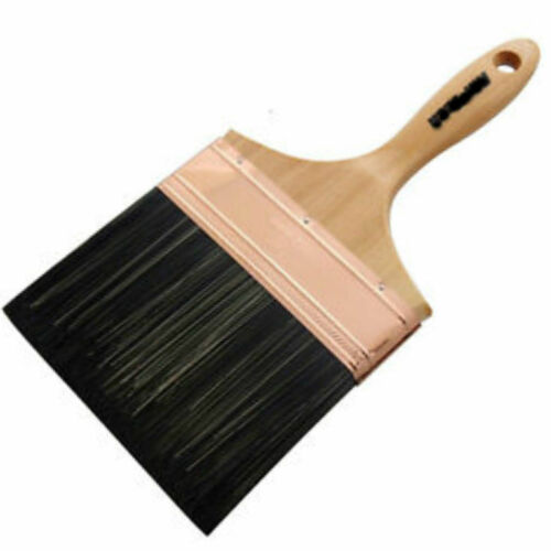 """2 x  6/"""" Paint Brushes Wallpaper Paste Painting Emulsion Wall Ceilings CT2904-2"""